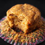 Vegan Banana Sweet Potato Muffins