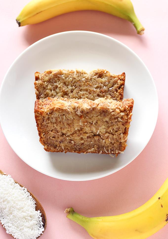 Vegan coconut banana bread sweet like cocoa ive been wanting to do a classic banana bread recipe for a little while now i mean yeah there are 100000 and 1 banana bread recipes out there forumfinder Image collections