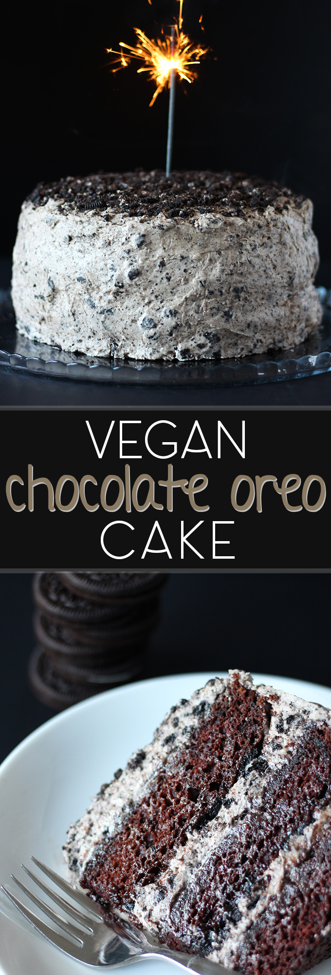 Whole Oreo Cookie Cake Recipe